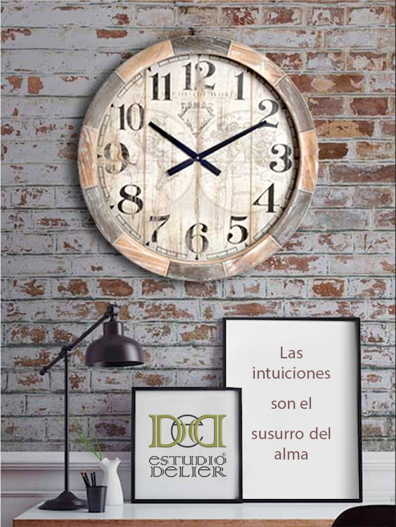 relojes decorativos pared
