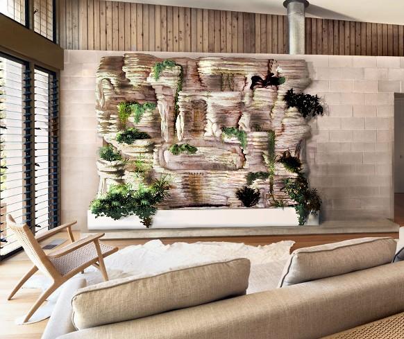 Varios personalizados - Jardines verticales interior ...