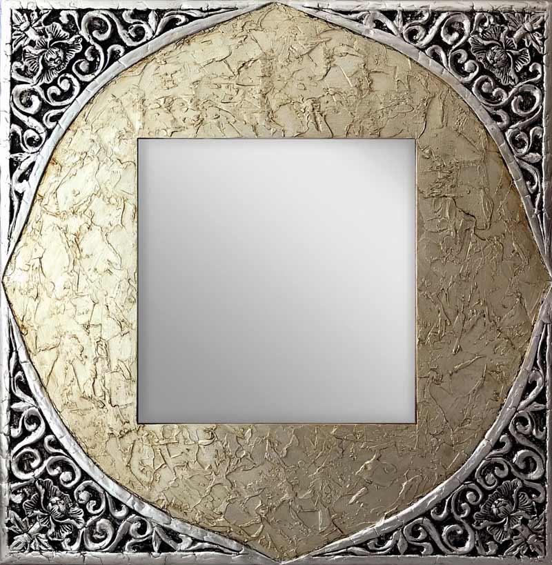 comprar espejos plateados