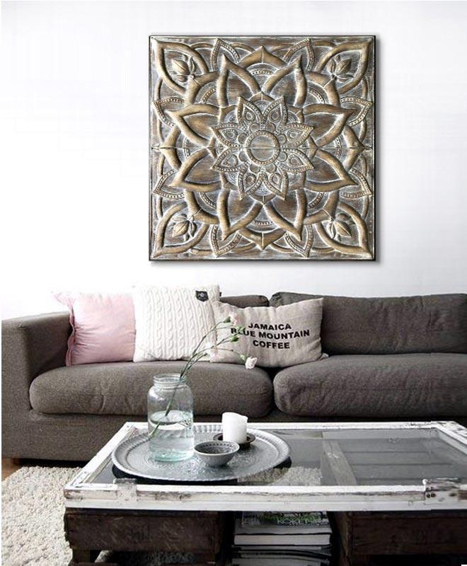 cuadros para encima del sofa rusticos