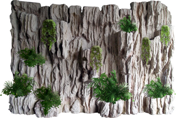 decorar jardines verticales