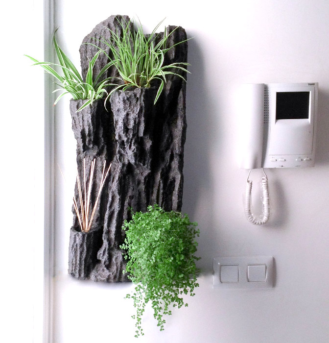 jardines verticales pequeños