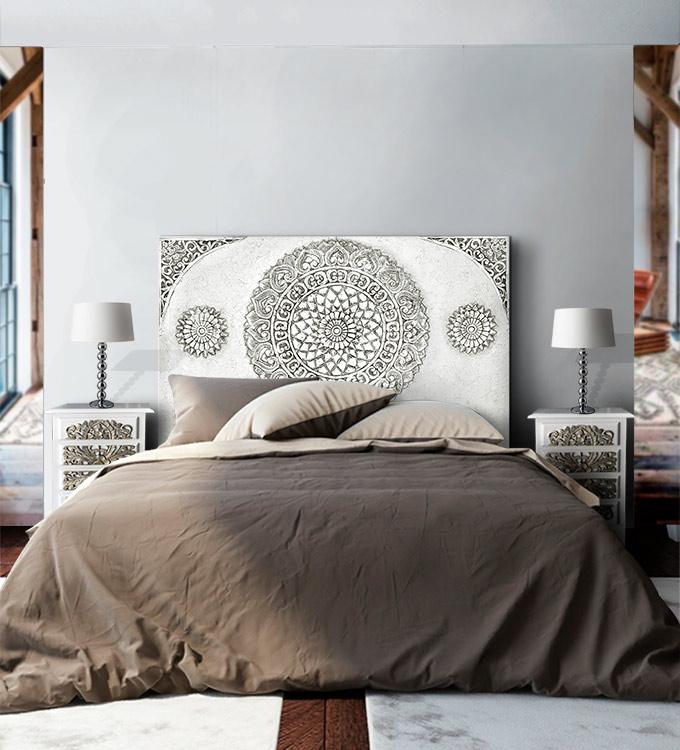 cabeceros para cama orientales arabes