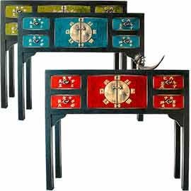 muebles chinos orientales