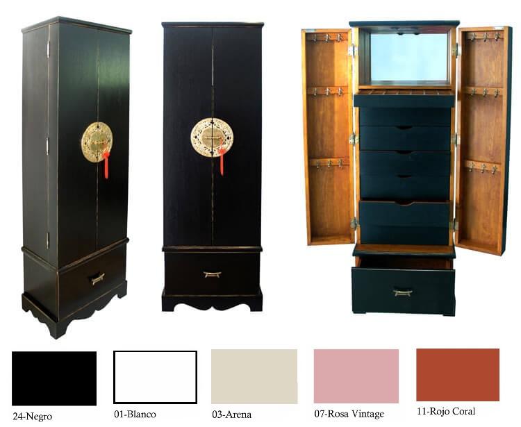 muebles vestidores