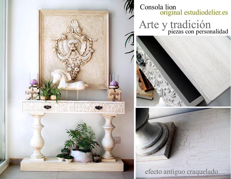 muebles clasicos romanticos
