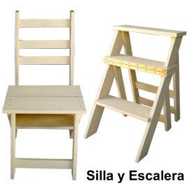 comprar sillas escalera