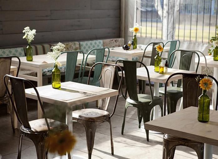 Estudio delier silla vintage precio 4 unidades - Sillas para bares ...