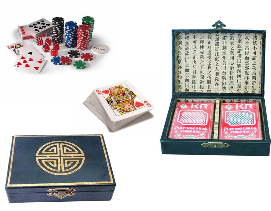 tienda online regalos cartas poker