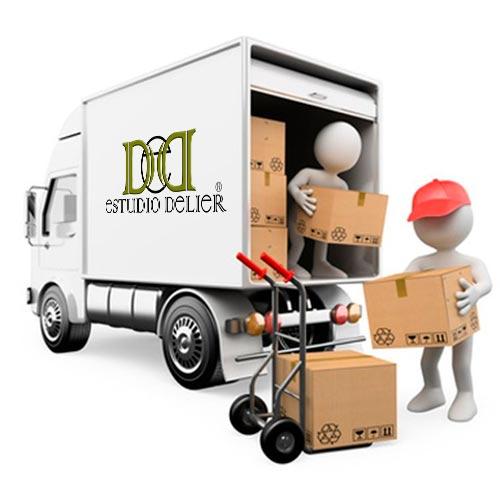 Gastos de envío-Transporte